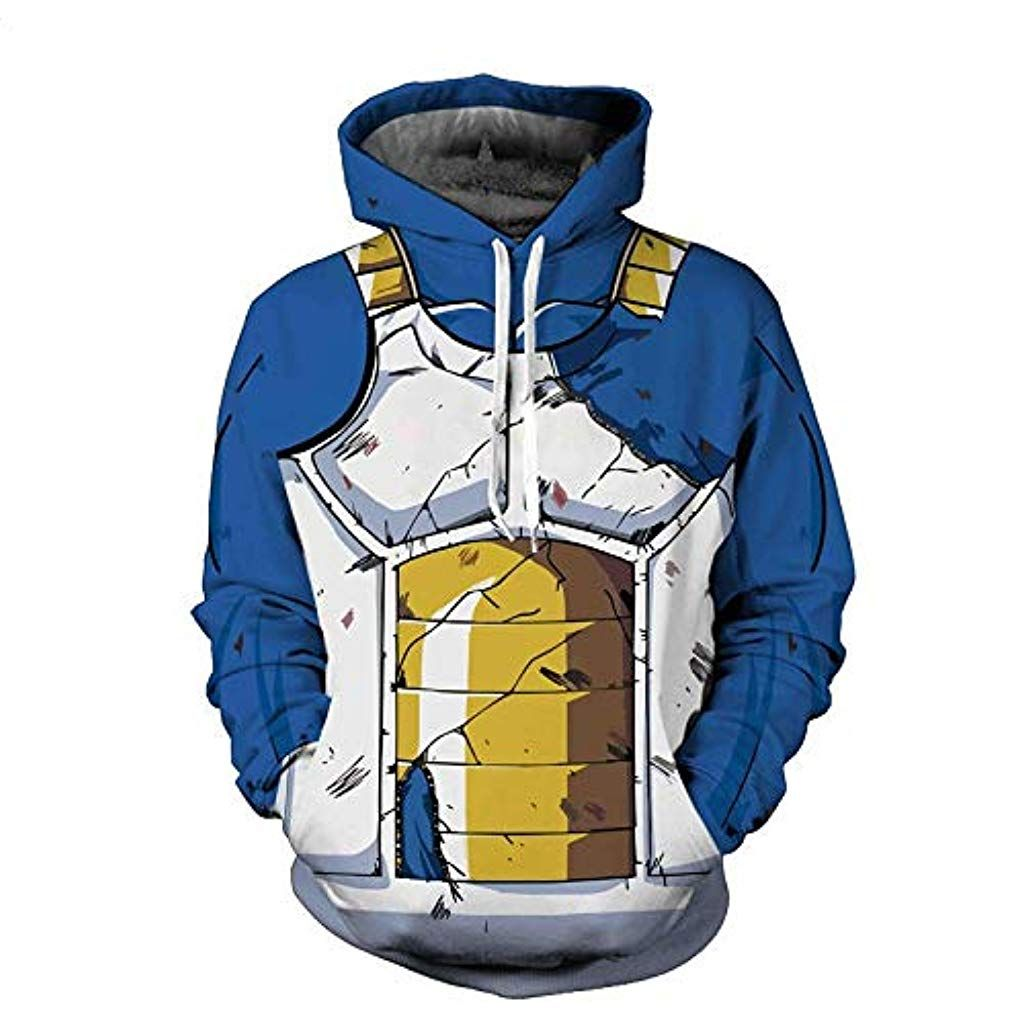 Merchandising & Fanartikel Naruto Cosplay 3d Anime Kapuzen Sweatshirt Hoodie Pullover Kapuzenpulli Pulli