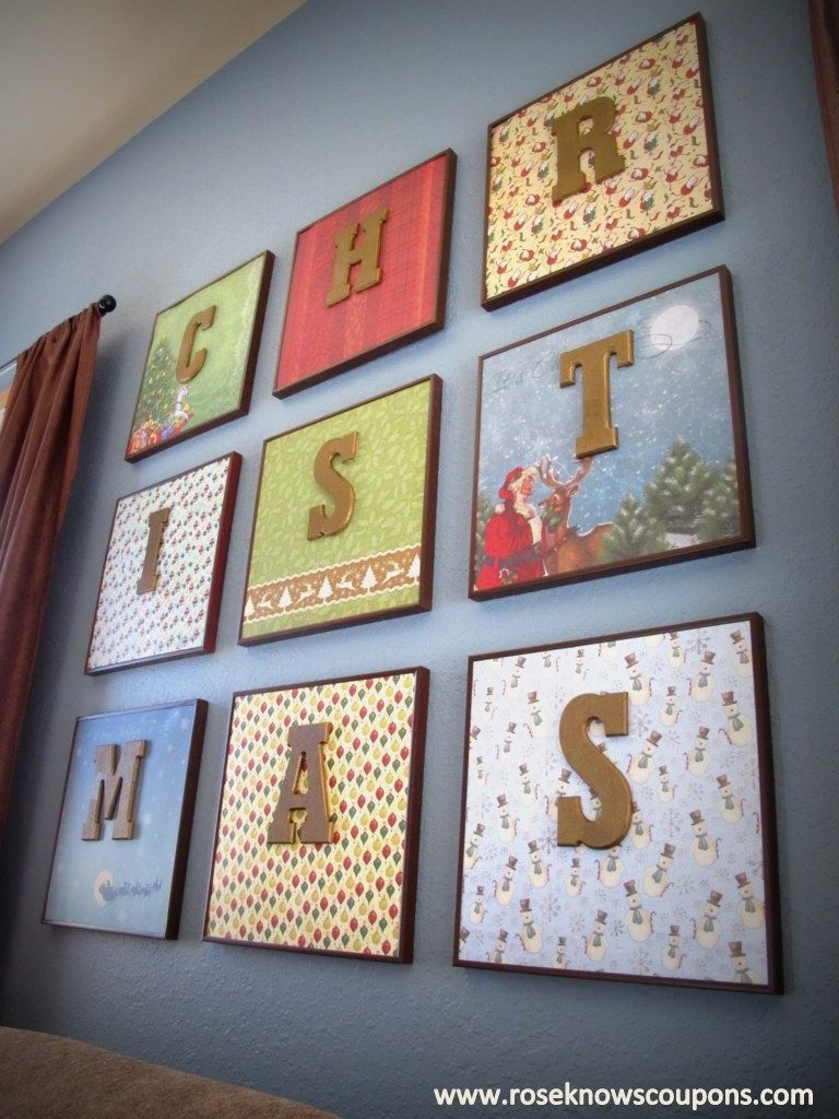 Best recommended scrapbook paper wall art ideas you need to know