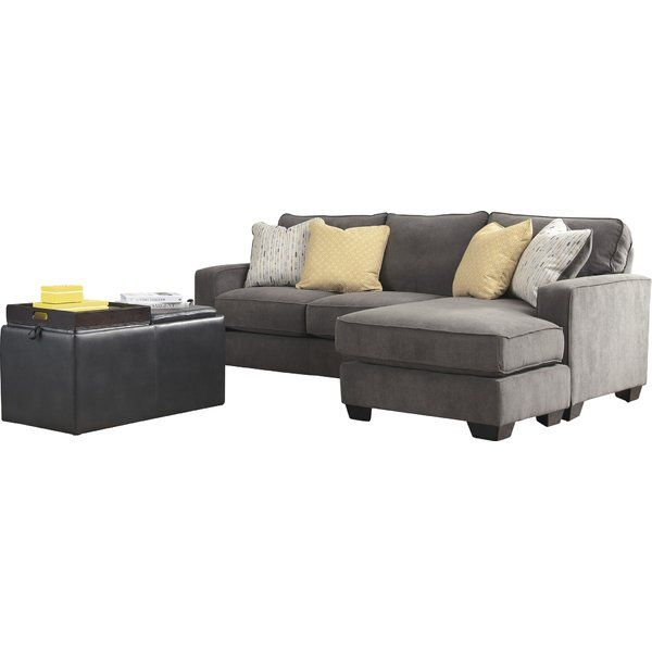 Arachne Sectional 12th Street Bachelor Pad Pull Out