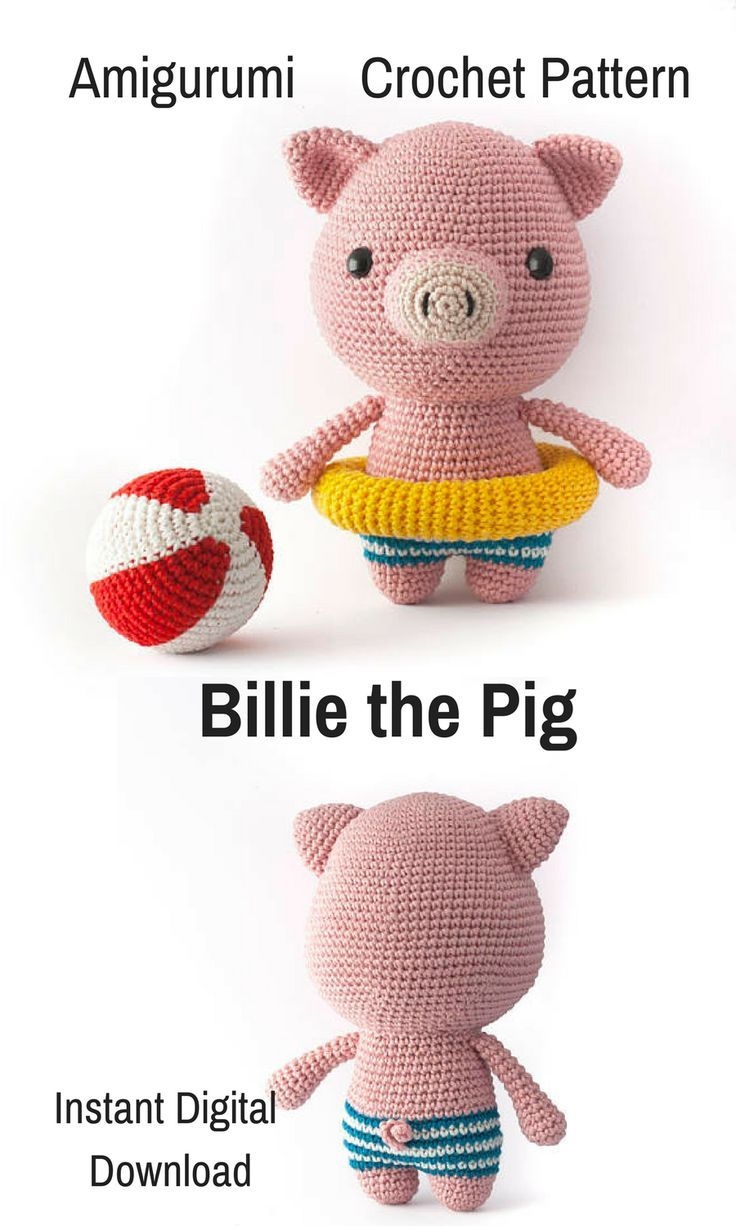 Are you ready to head to the beach with Billie the Pig? You can ...