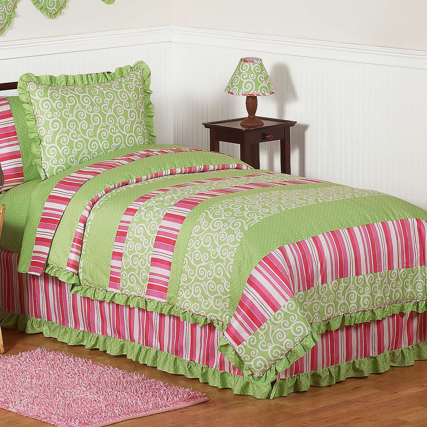 pink and green plaid bedding Yahoo Search Results