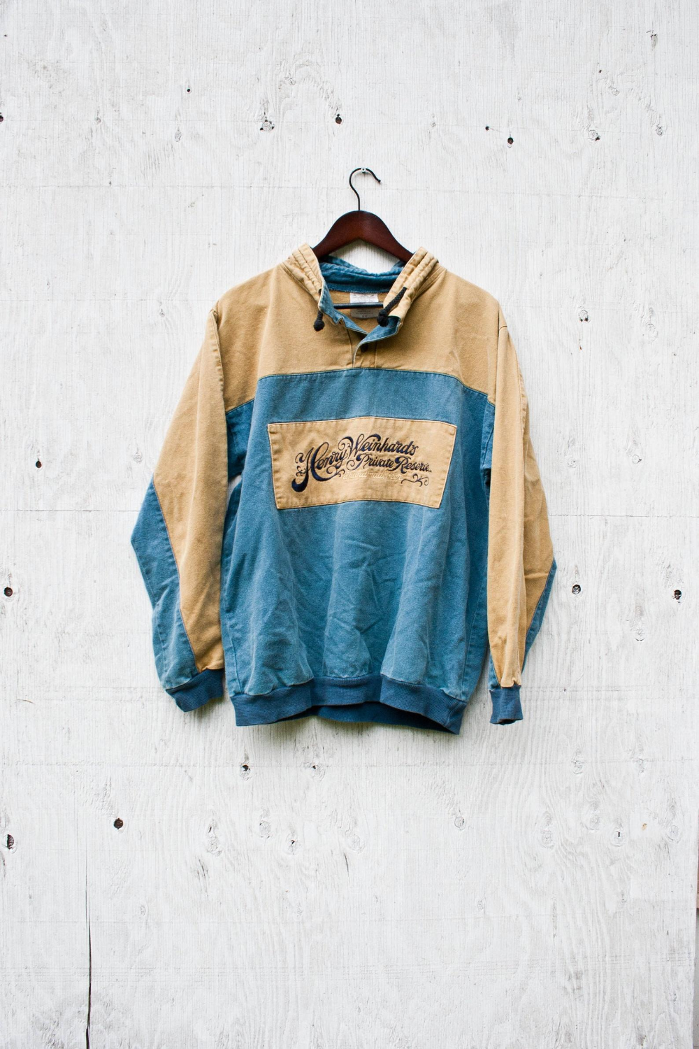 Henry Weinhard's Private Reserve Pullover Medium
