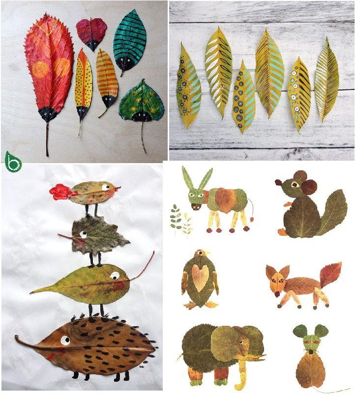 Autunno fai da te idee per utilizzare foglie rametti - Decorazioni d autunno ...
