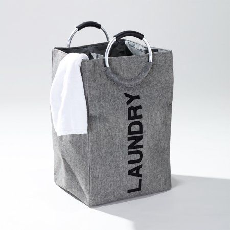 Laundry Bags At Walmart Alluring Fragrantt Laundry Bag Hamper With Round Handles For Easy Sorting And