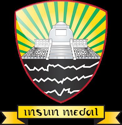 Lambang Kabupaten Sumedang Jawa Barat Logo Design Cards Logos