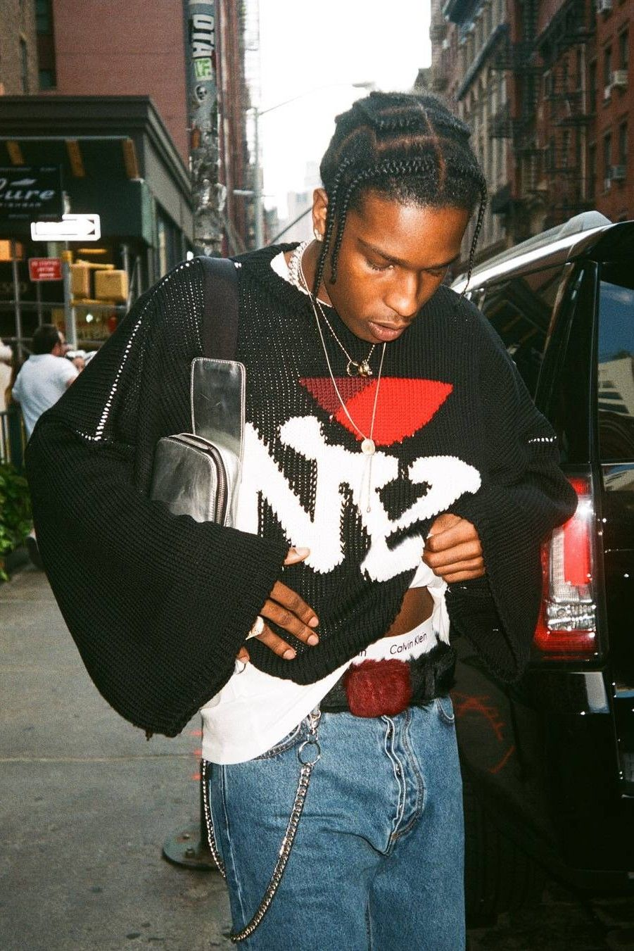 4b49b361f6f2 Image result for asap rocky outfits | $hotz | Asap rocky fashion ...