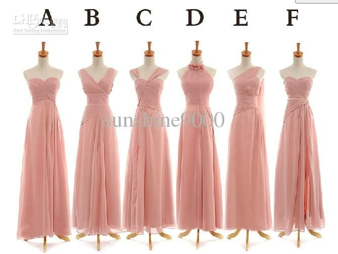 Cheap Bridal Dress - Discount Bridesmaid Dresses Long Dress Six ...