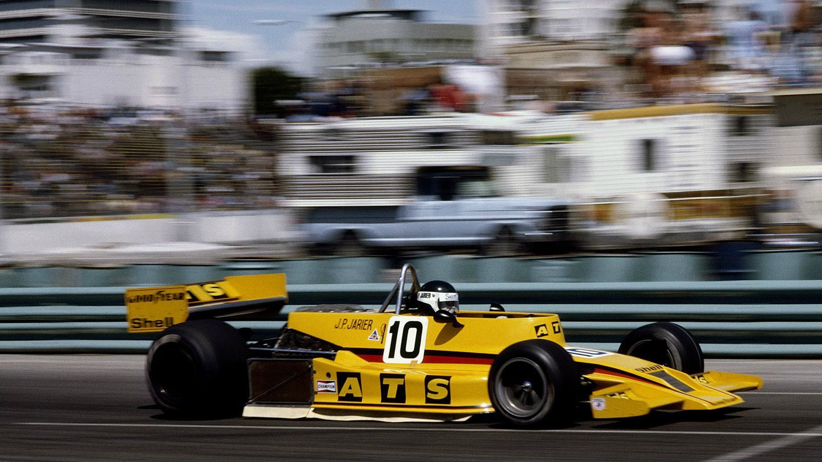 1978 GP USA (Jean Pierre Jarier) ATS HS1 - Ford