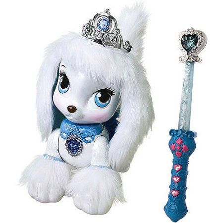 Disney Princess Palace Pets Magic Dance Pumpkin, White