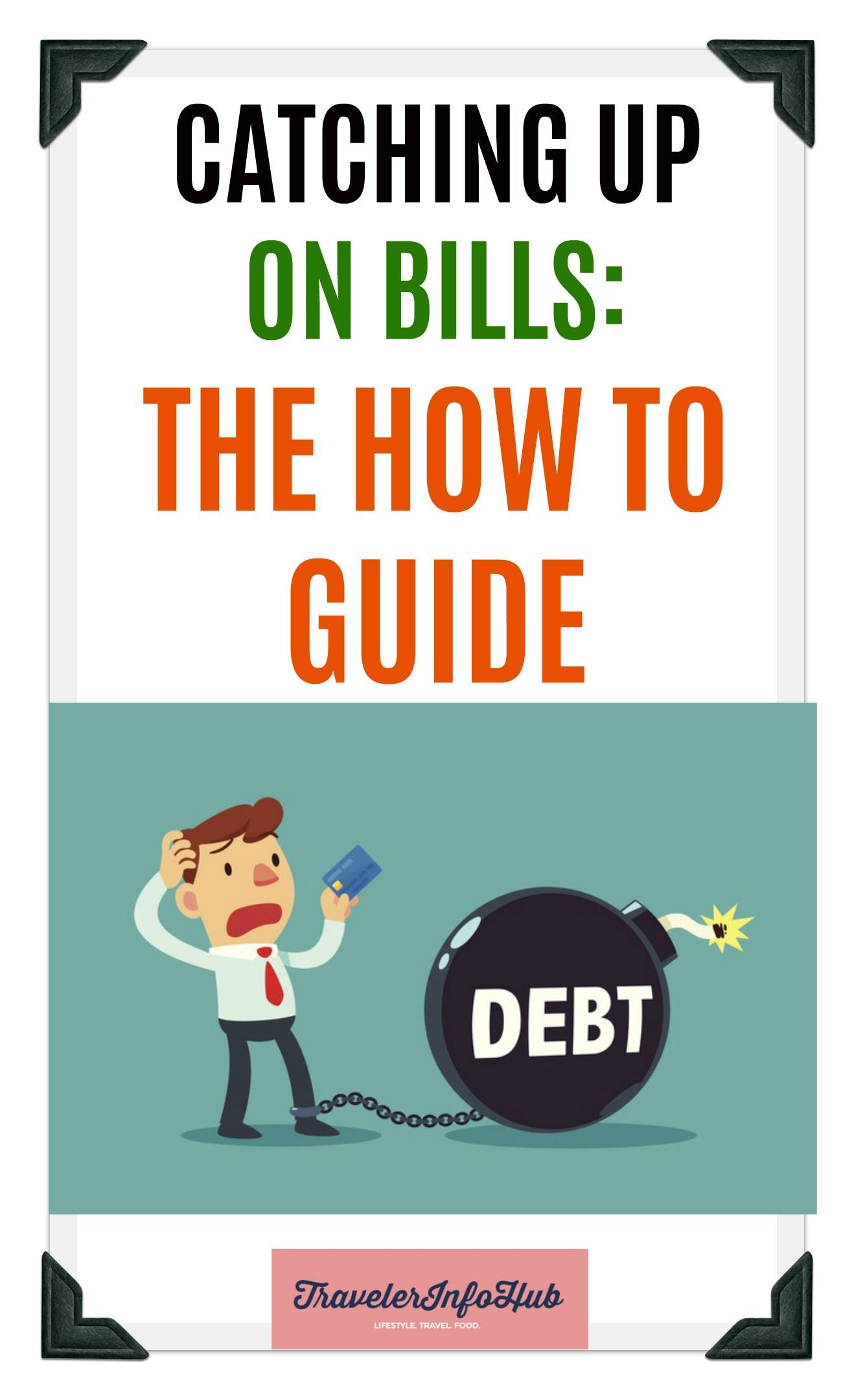 Read My Personal Way Of Catching Up On Overdue Bills And How I Used This To Free Myself Of Deb Personal Finance Lessons Making A Budget Personal Finance Books