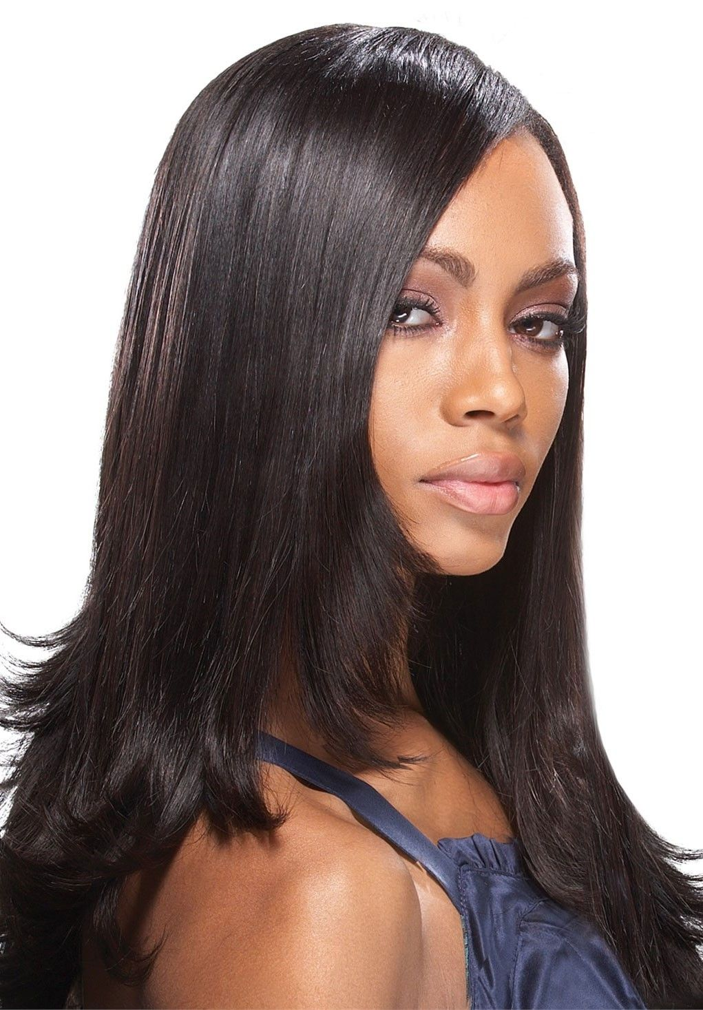 Weavons and face shape Human hair color, Human braiding