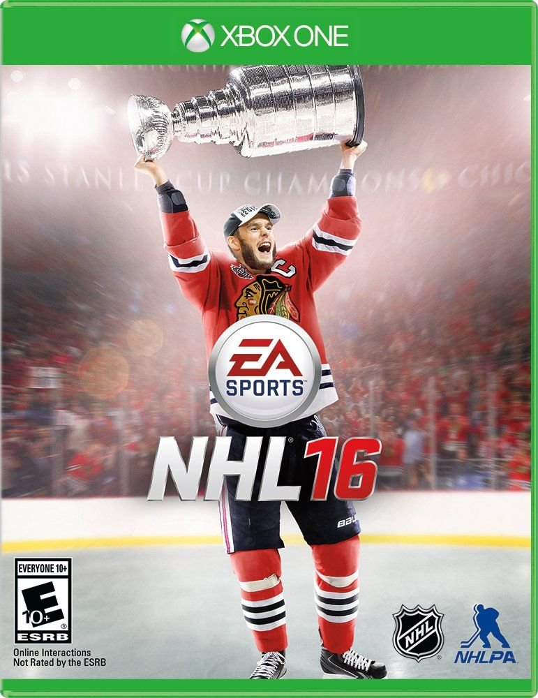 NHL 16, is one of my favorite games that is out, with the