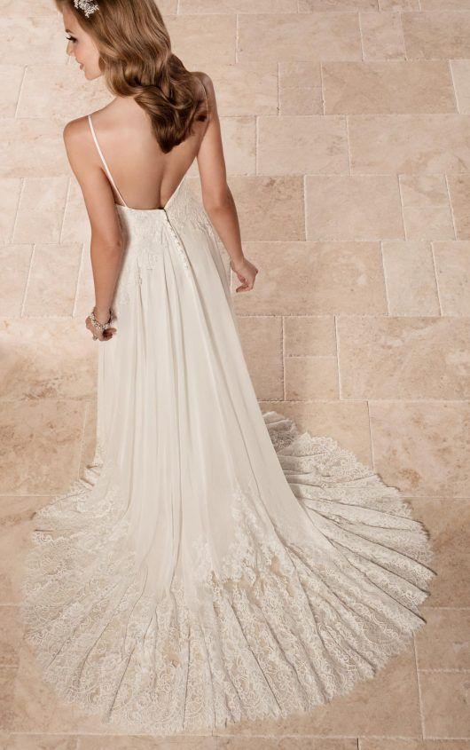 Elegant 6282 Sexy Lace Wedding Dress By Stella York, New York Bride U0026 Co, Syracuse