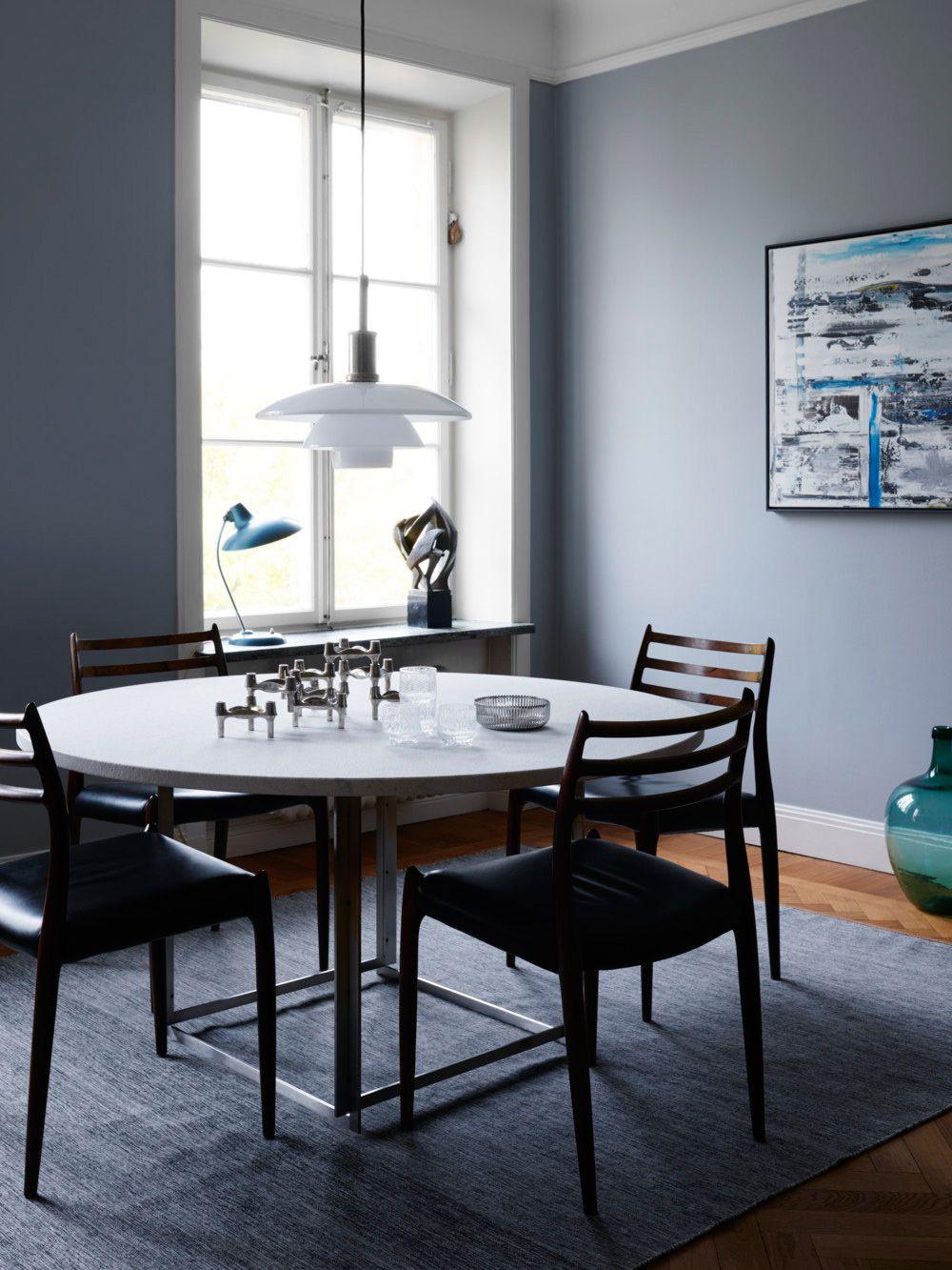 Take A Peek Into A Beautiful Home Filled With Scandinavian Design
