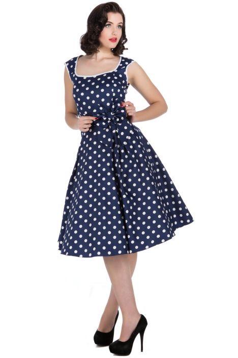 7d90b537e5835e Lady V London – charmante Vintage Kleider aus England | sukneles ...