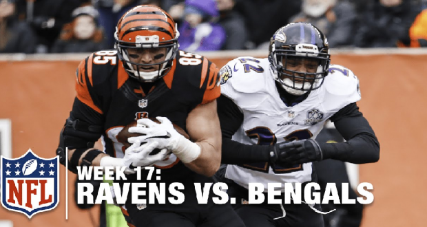 Ravens vs Bengals live football game Live Football Game