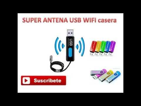 Como Hacer Una Antena Wifi Con Una Memoria Usb Part 2 Intalacion Y