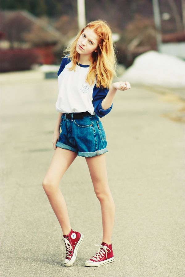 Cool Post: Converse All Stars -  http://www.lecouture.de/2013/09/how-to-dress-converse-all-stars/