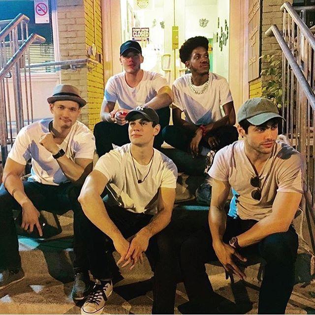 📸 The boys are back in town! --- #regram @albertorosende