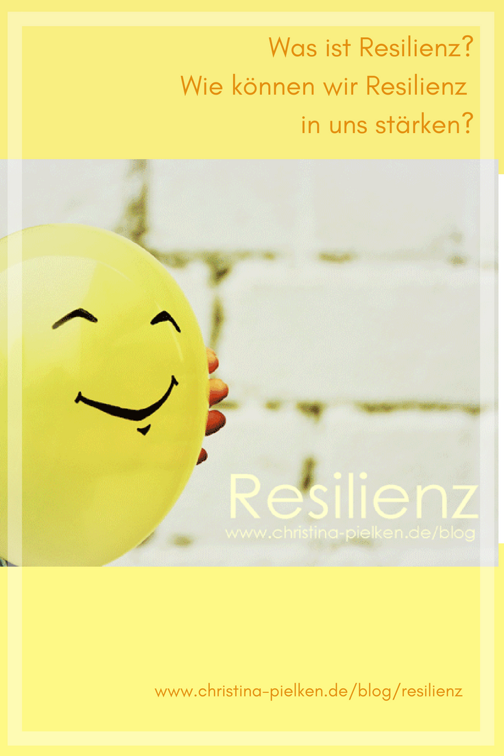 was ist resilienz