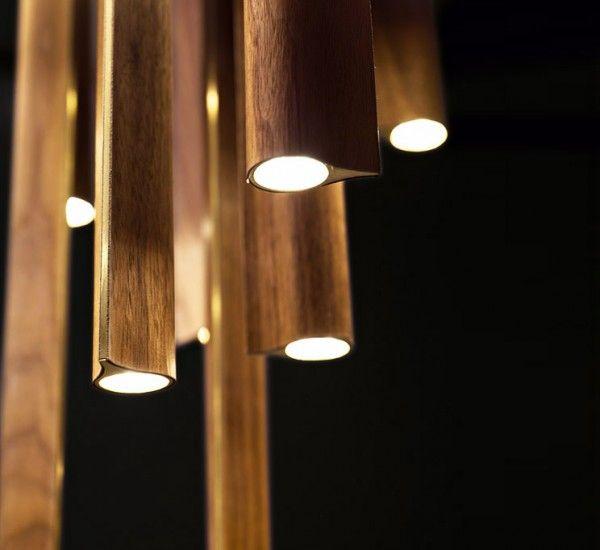 Leaf LED Suspension Lamp Mohd Design Shop