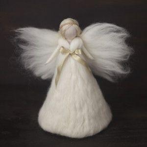 needle felted angels - Sök på Google
