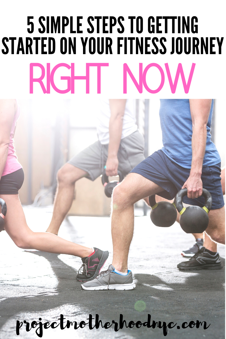 Starting your fitness journey doesn't need to be difficult. These 5 easy steps will help you get sta...