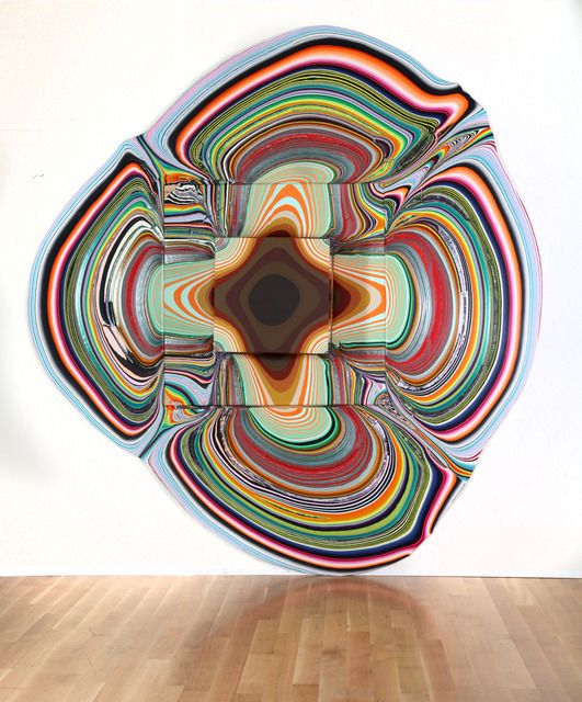 Holton Rower, 'Sometimes I Have to Look in the Mirror to See if I'm Still There,' 2011, The Hole