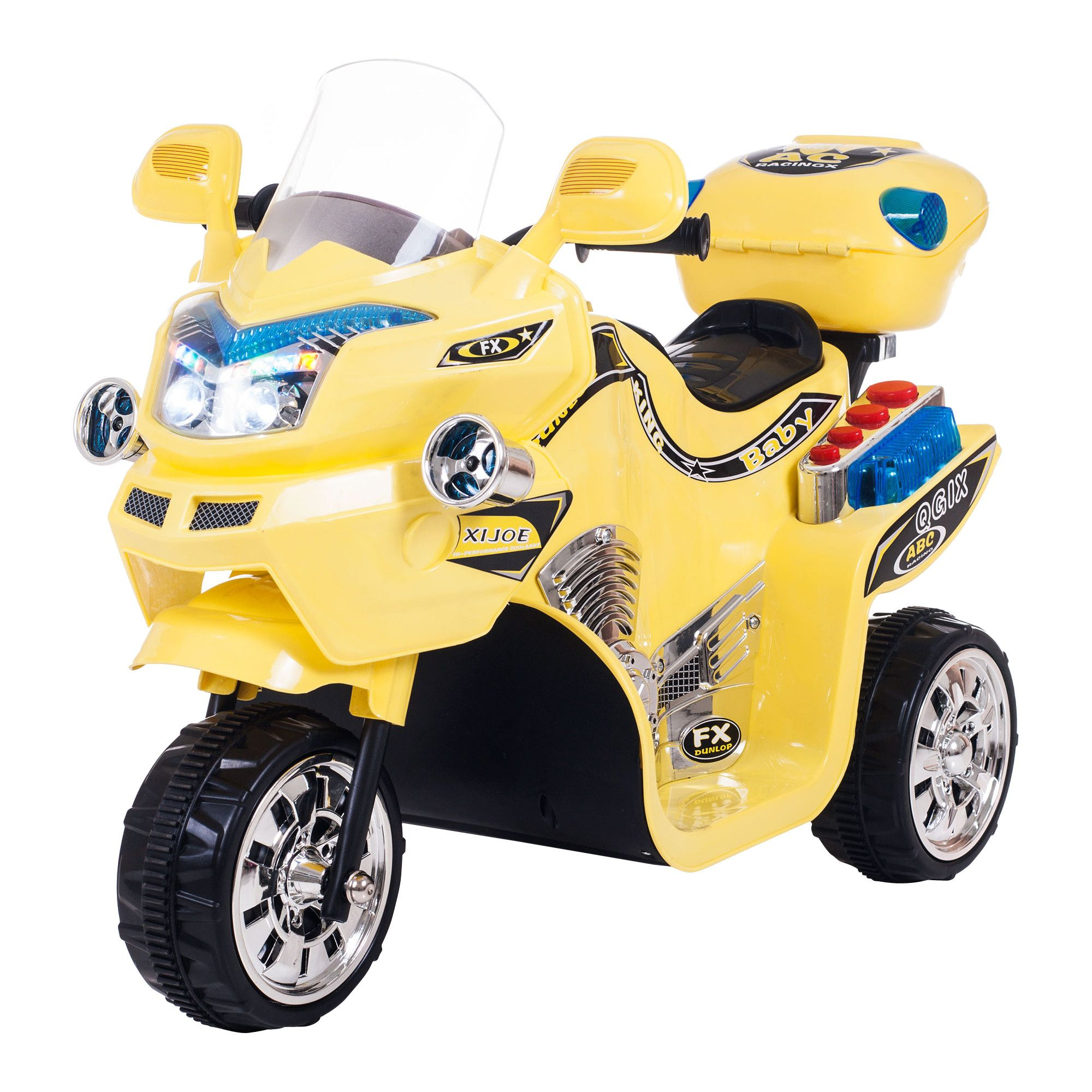 Toys images for boys  FX Wheel V Battery Powered Motorcycle  Products  Pinterest  Products