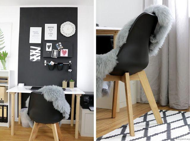 Home Office Wie du dein Büro praktisch und schön einrichten kannst - homeoffice einrichtung ideen interieur