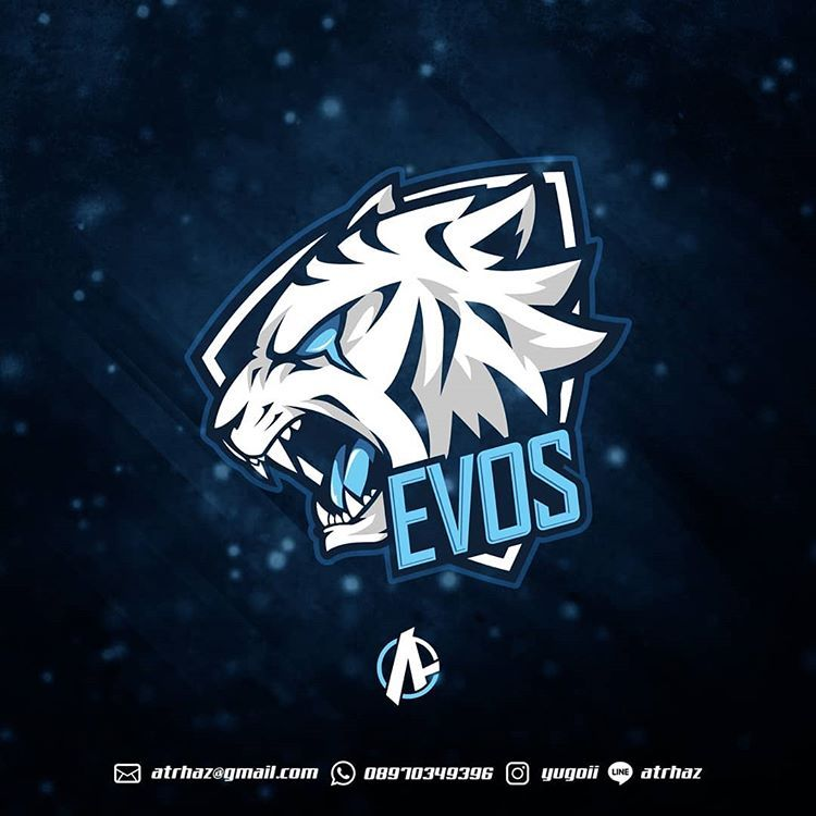 Atrhz Di Instagram Evos Roar Exclusive Design For Evosesports Hire Me If You Want Awesome Logos Available For C Logo Hewan Komik Fantasi Lukisan Keluarga Cool evos logo wallpaper