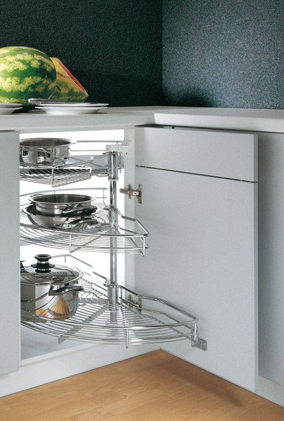 Cajones cocinas Cocinas modernas Pinterest Ideas para - Imagenes De Cocinas
