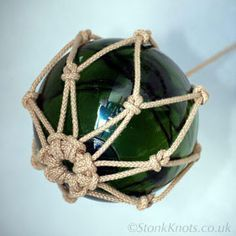 Image result for glass floats knots