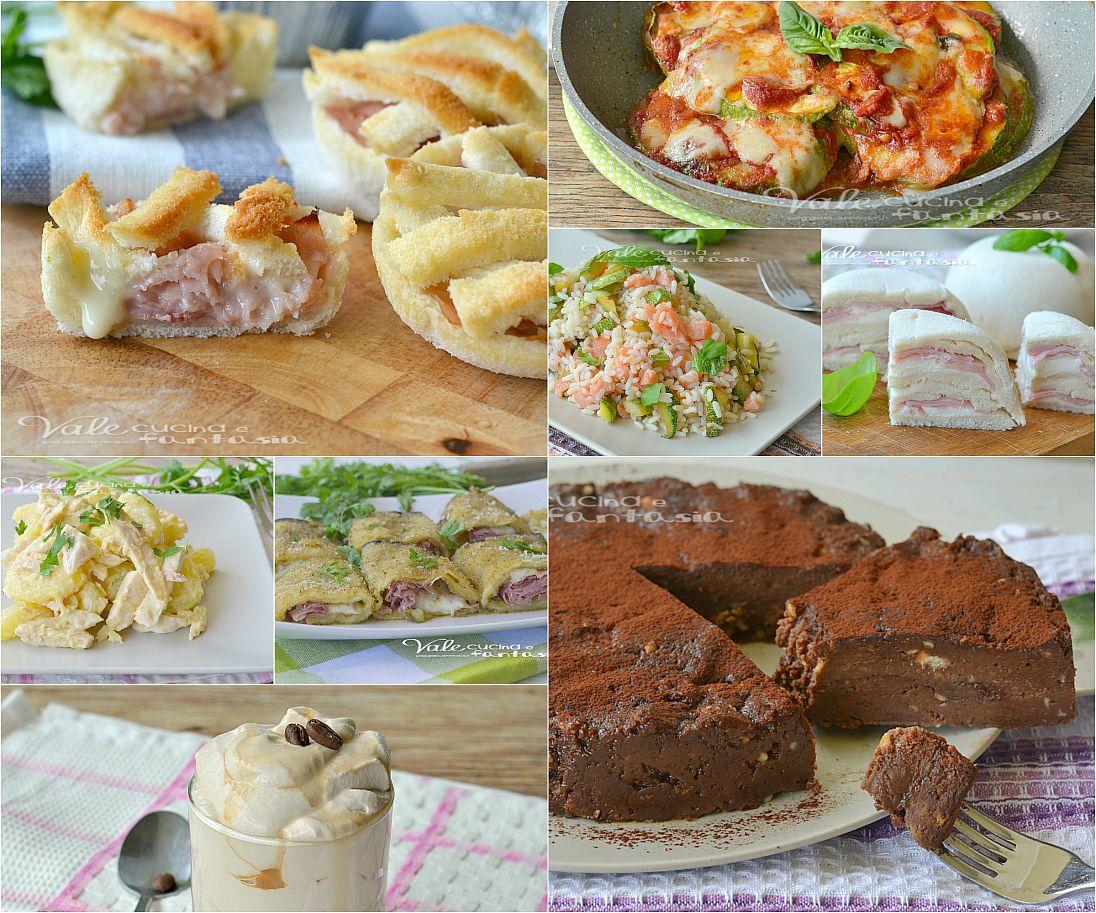 Ricette Estive facili e veloci | Cucina, Pesto and Menu