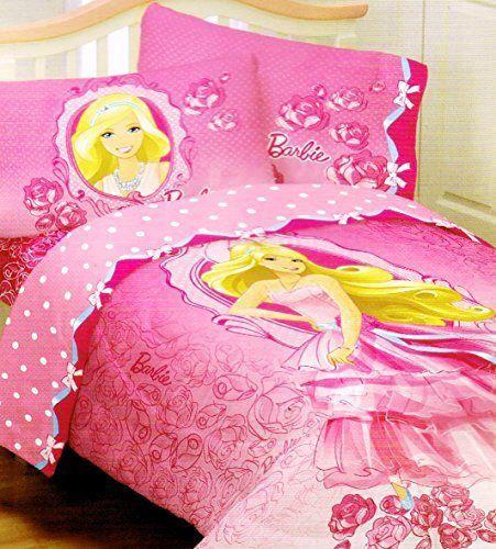 Barbie Comforter Tidur