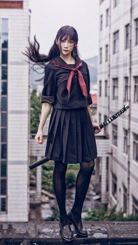Sukeban Sukeban Pinterest Japanese School Uniform Kawaii Girl And Kimonos