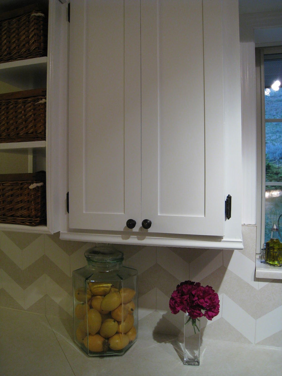 Poplar For Cabinets Easypeasy Grandma Cabinet Door Redo She Filled In The Routed