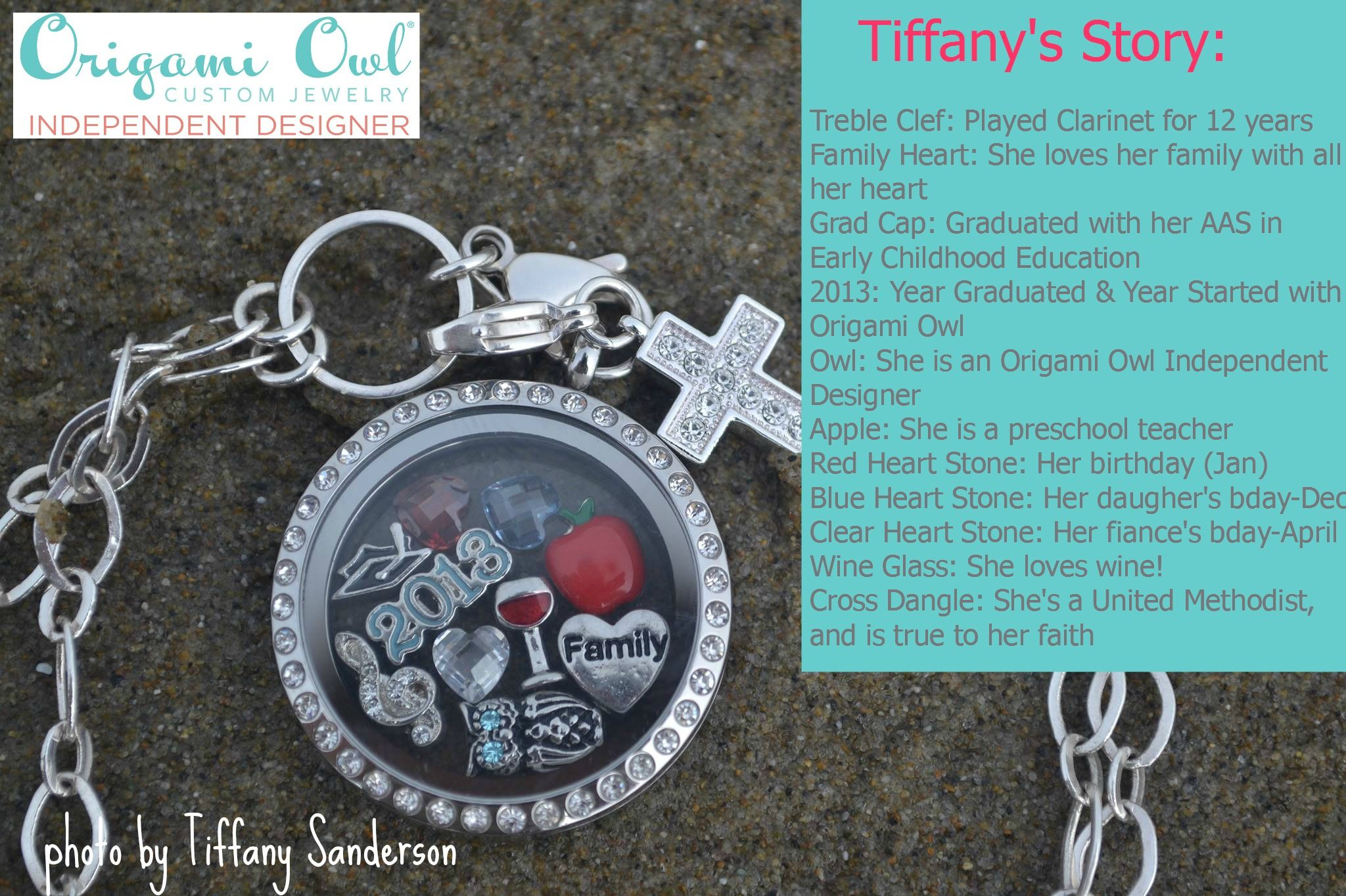 Here is MY Story! Every locket tells a story. What's yours?