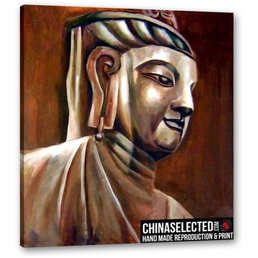 Buddha Decorative Painting