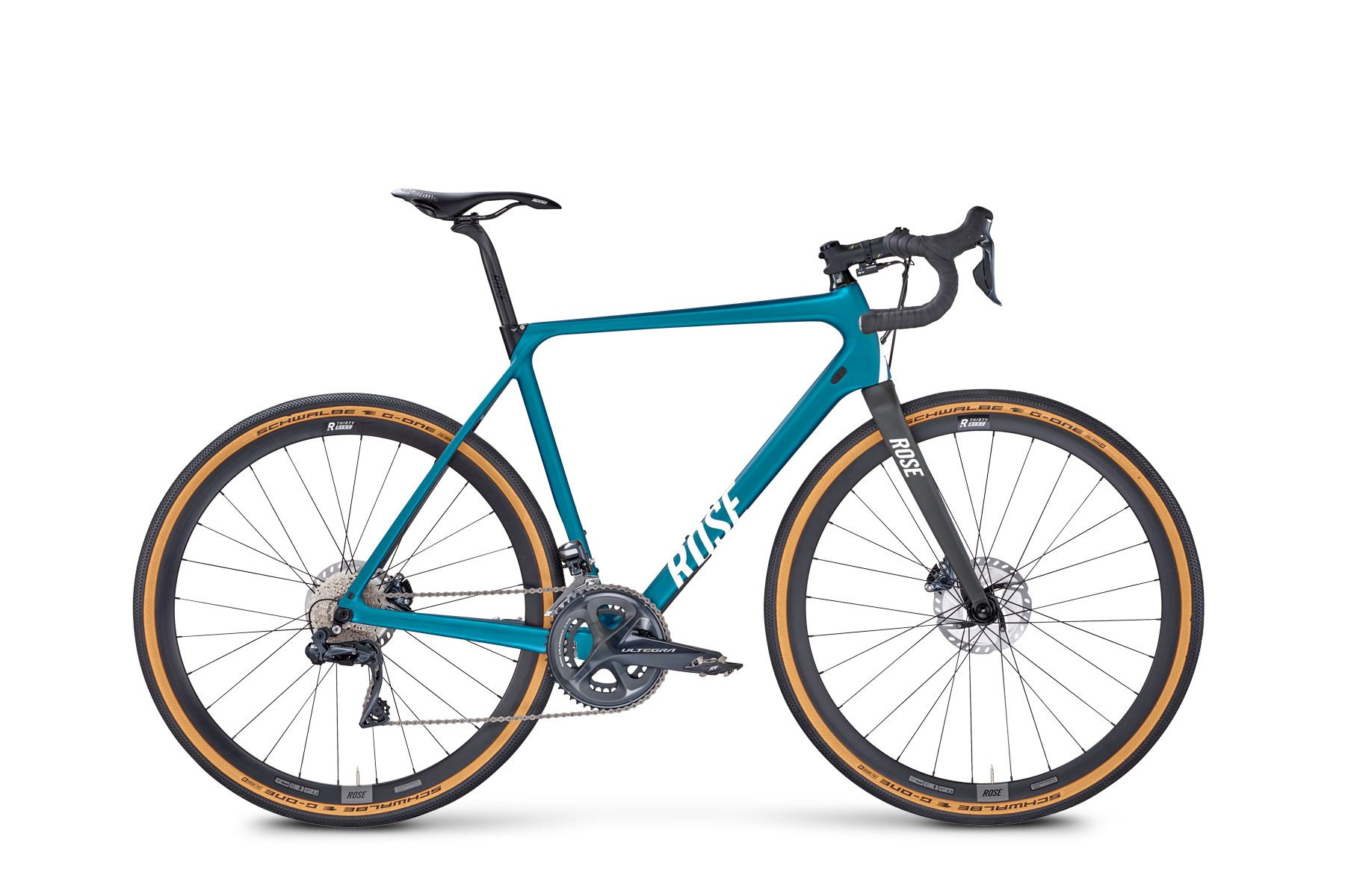 The Rose Backroad Ultegra Di2 Your Dream Bike Exclusively