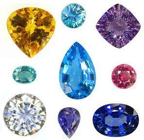 Gemstones Precious Gems Gemstone Healing Gemstones