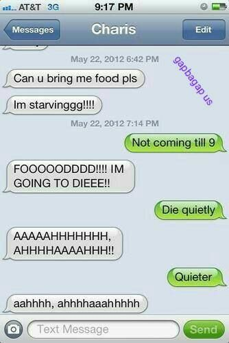 Hilarious Text Of The Day | Funny | Funny texts, Funny, Funny text fails