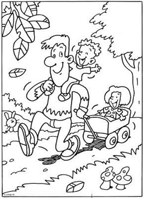 Desenhos Para Colorir Dia Dos Pais Com Imagens Dia Dos