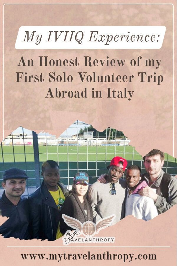 MY IVHQ EXPERIENCE: A REVIEW OF MY FIRST SOLO VOLUNTEER ...