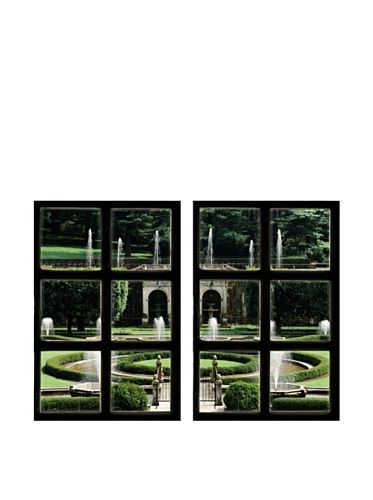 67% OFF Art Addiction Set of 2 Fountains
