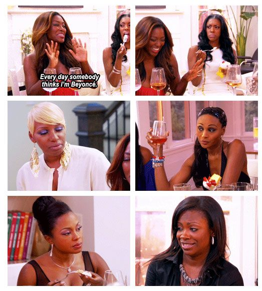 Pin By Rosalind Leilua On Trainwrecks I Love Housewives Of Atlanta Real Housewives Housewife Quotes