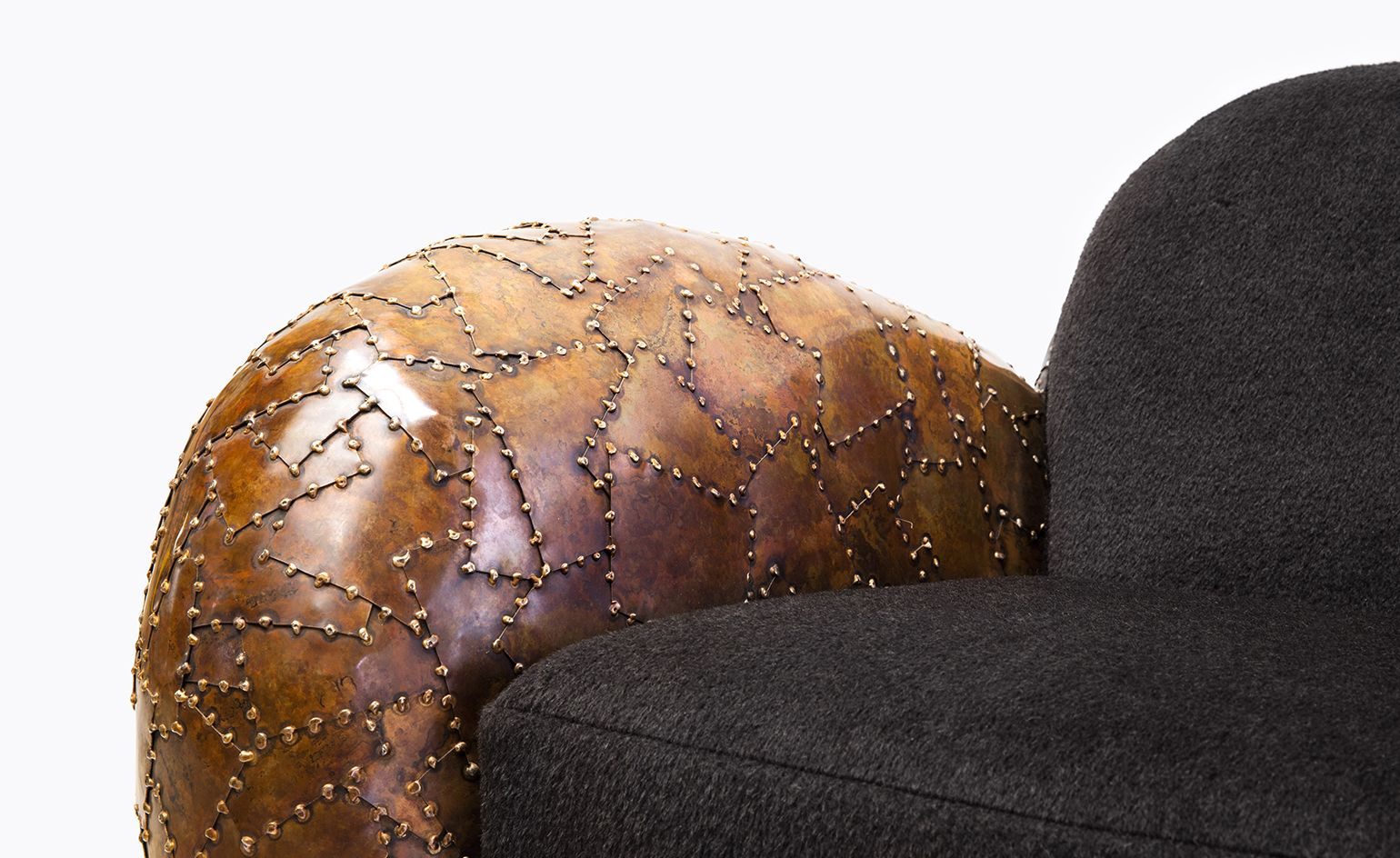 Maarten Baas' new collection: Carapace | Wallpaper* Magazine