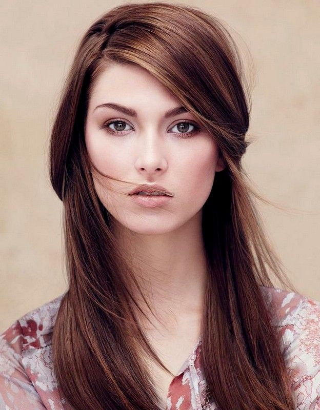 Hair Color Trends 2015 Summer Straight Hair Color with Brown Hair