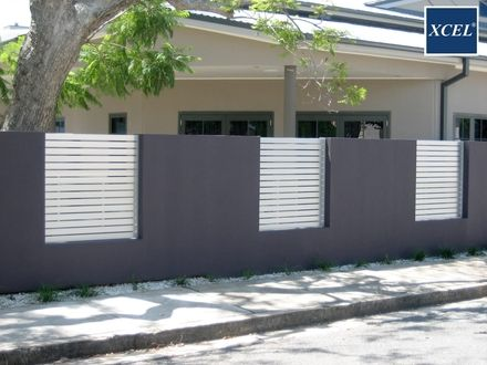 Image Result For House Compound Wall Designs Gates Modern Fence