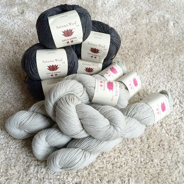 lotusyarns - 100% pure cashmere d.k and autumn wind 90%cotton and 10% cashmere.#lotusyarns#yarns#knitting#handknitting#cashmere#naturalfiber#crochetaddict#yarnaddict#yarnlove#knittingaddict#cotton#